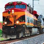 Las ventajas del uso de ferrocarriles en el transporte terrestre
